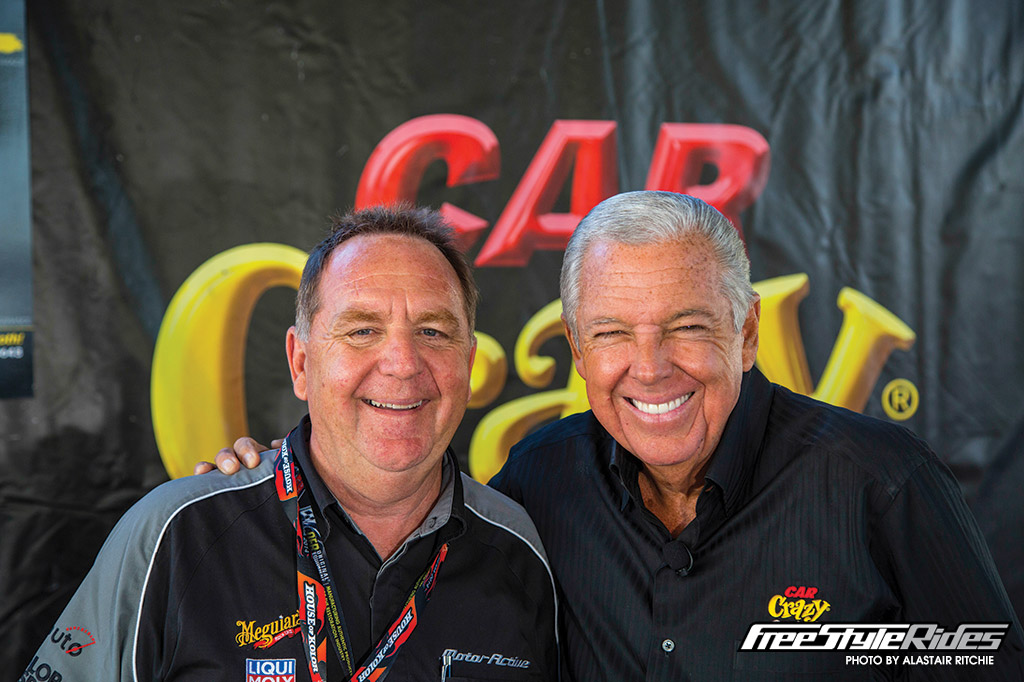 MotorActive's Owen Webb catches up with the man behind the name, Barry Meguiar