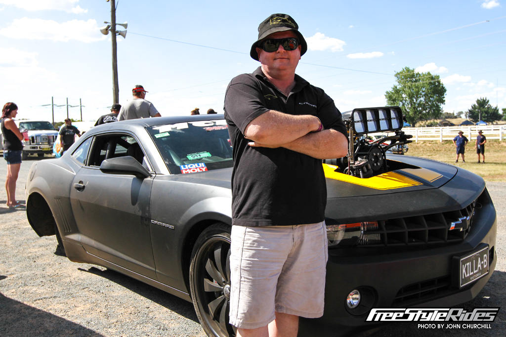 """""""DON'T go out thinking you need to win every time,"""" says Steve Nogas, """"otherwise engine and body repair bills will cripple you. Go out, do your best, have fun and if you win a trophy, that's a bonus."""""""