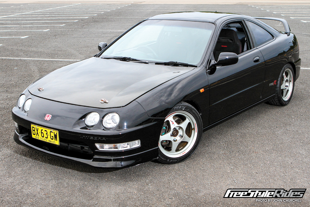 WHAT IS THE BEST WAY TO CLEAN AND PROTECT MY HONDA DC2 INTEGRA TYPE-R