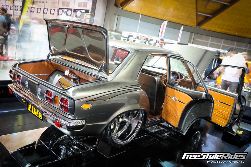 1972 Mazda RX3 FATRX3